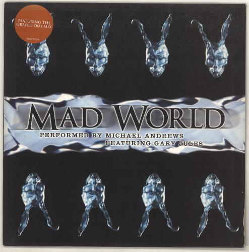 ANDREWS MICHAEL - Mad World - 12 inch 33 rpm