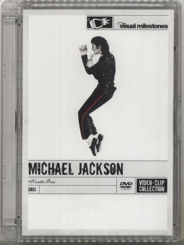 Jackson, Michael Number Ones [Visual Milestones Series]