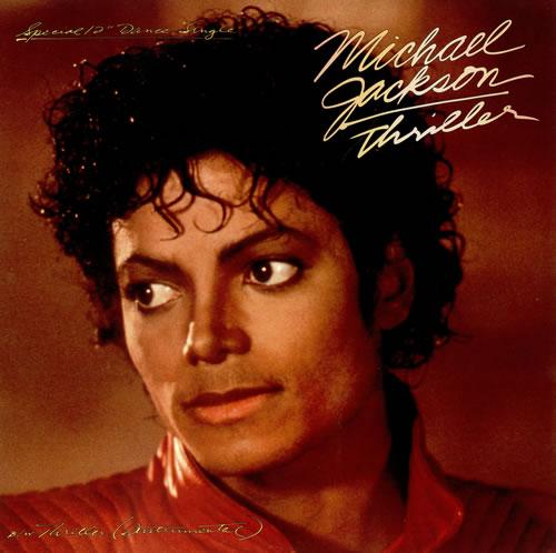 Michael Jackson Thriller Japanese 12 Quot Vinyl Record Maxi