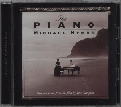 NYMAN, MICHAEL - The Piano: Music From The Motion Picture - CD