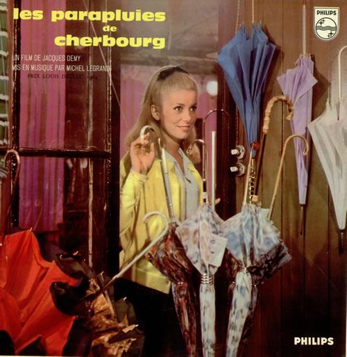 LEGRAND, MICHEL - Les Parapluies De Cherbourg - Maxi 33T