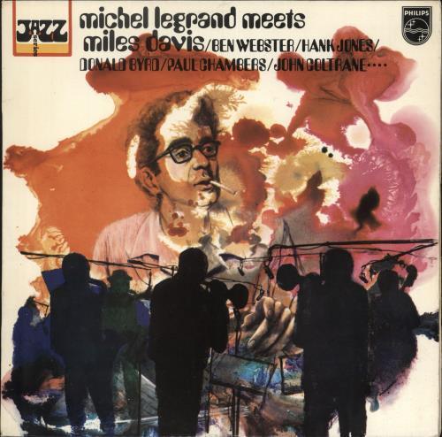 LEGRAND, MICHEL - Michel Legrand Meets Miles Davis - Maxi 33T