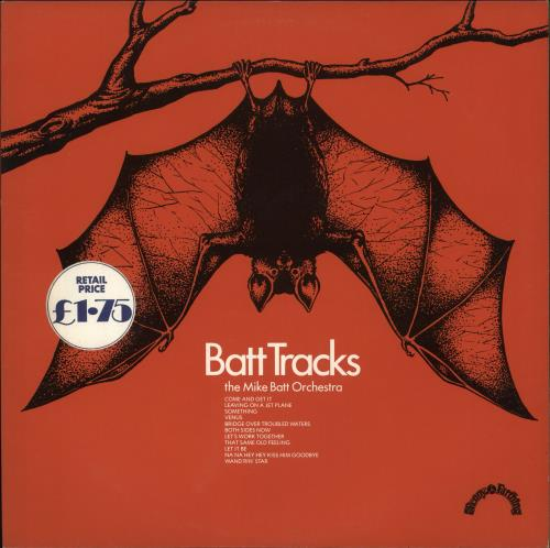 BATT, MIKE - Batt Tracks - Maxi 33T