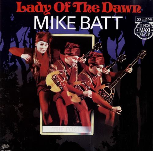 BATT, MIKE - Lady Of The Dawn - Maxi 33T