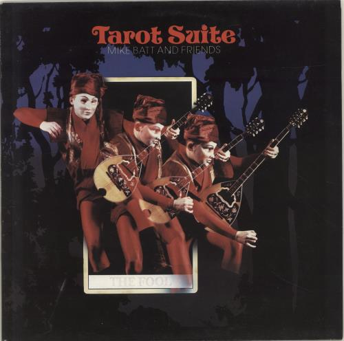 BATT, MIKE - Tarot Suite - 12 inch 33 rpm