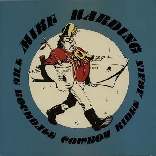 HARDING, MIKE - The Rochdale Cowboy Rides Again - 12 inch 33 rpm