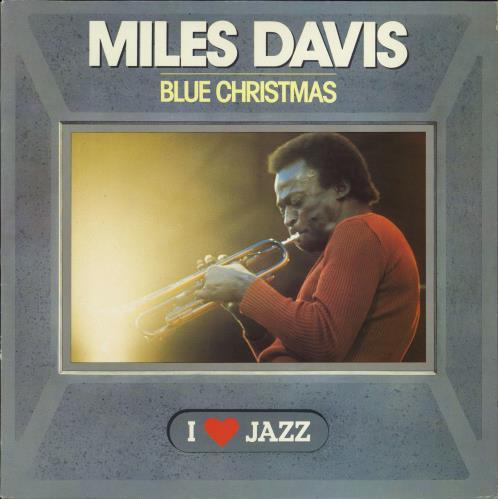 DAVIS, MILES - Blue Christmas - Maxi 33T