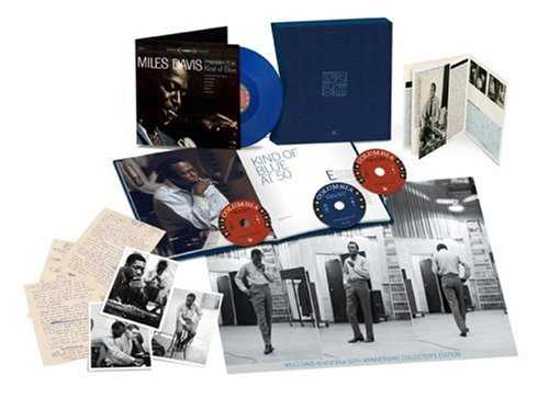 DAVIS, MILES - Kind Of Blue: 50th Anniversary Collectors Edition - Others