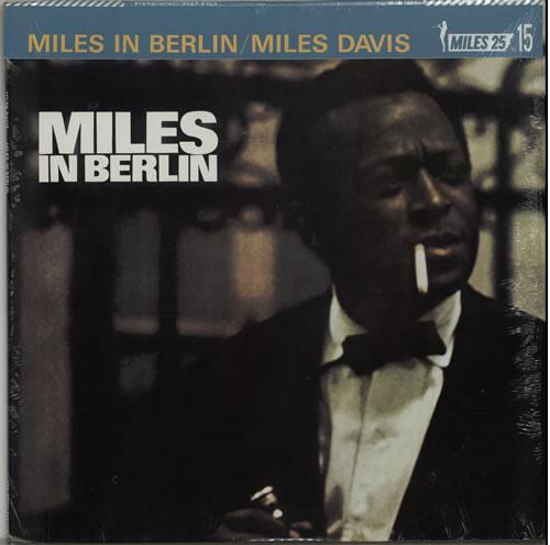 DAVIS, MILES - Miles In Berlin - 12 inch 33 rpm
