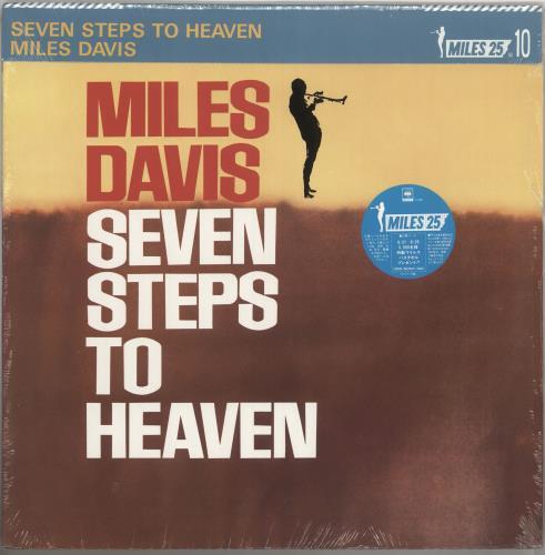 DAVIS, MILES - Seven Steps To Heaven - Sealed - Maxi 33T