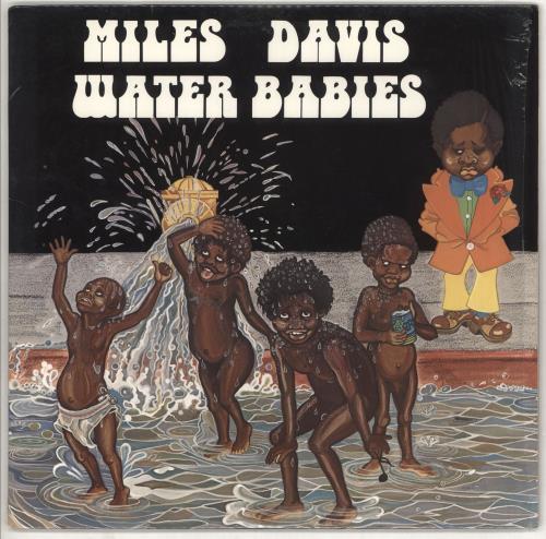 DAVIS, MILES - Water Babies - 180gm - Maxi 33T