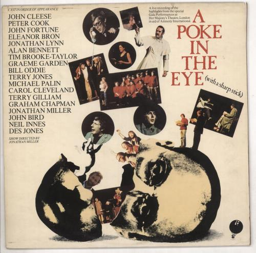 MONTY PYTHON - A Poke In The Eye (With A Sharp Stick) - Maxi 33T
