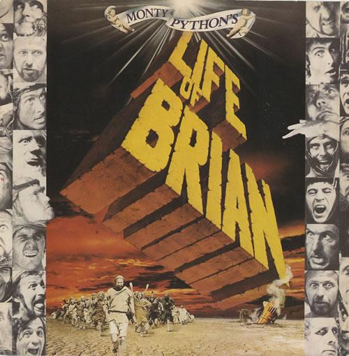 MONTY PYTHON - Brian - 45T x 1