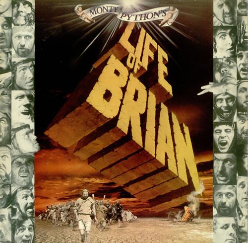 MONTY PYTHON - Life Of Brian - Maxi 33T