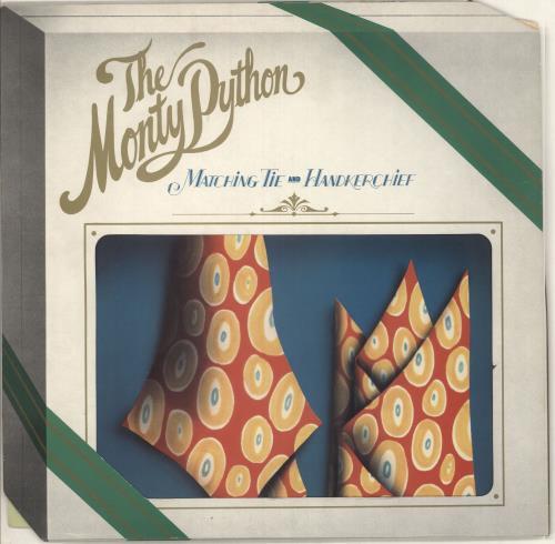 MONTY PYTHON - Matching Tie And Handkerchief - 1st - Maxi 33T