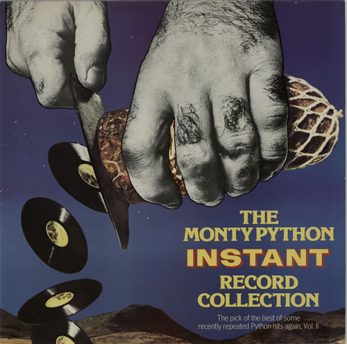 MONTY PYTHON - Monty Python Instant Record Collection - Maxi 33T