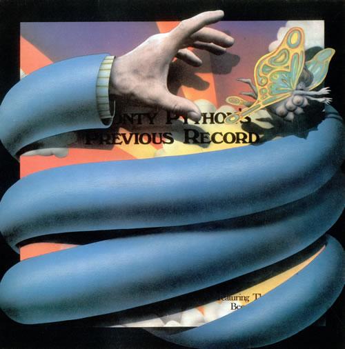 MONTY PYTHON - Monty Python's Previous Record - Maxi 33T