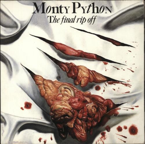 MONTY PYTHON - The Final Rip Off - EX - 12 inch 33 rpm