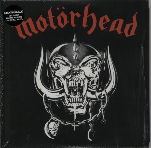 Motorhead Bastards German Lp Picture Disc Gcr2002 1
