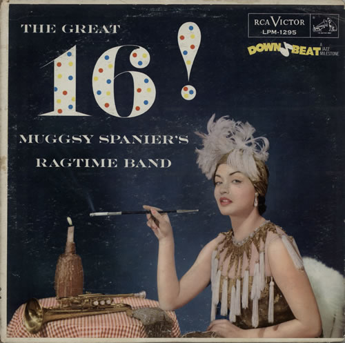 SPANIER, MUGGSY - The Great 16 ! - 12 inch 33 rpm