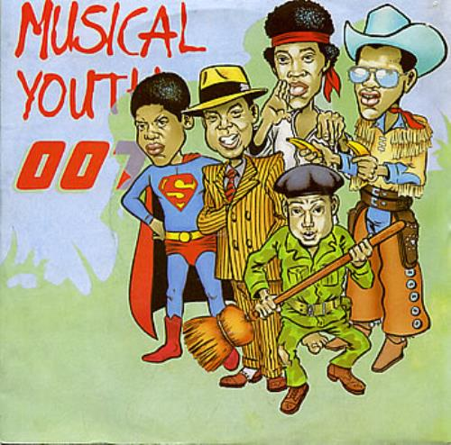 Musical Youth 007 (Double O Seven)