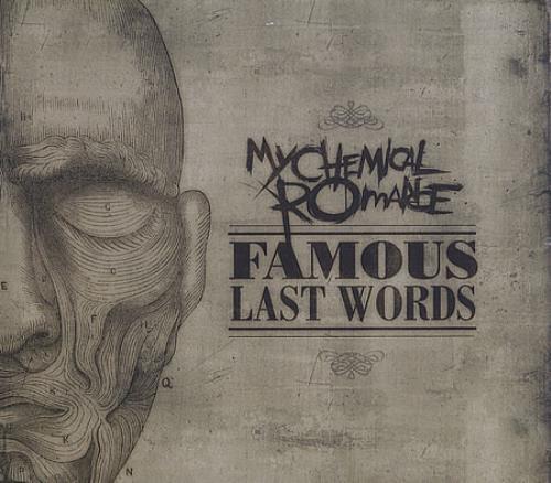 My Chemical Romance Famous Last Words
