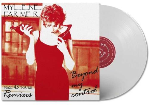 farmer, mylene beyond my control - white vinyl
