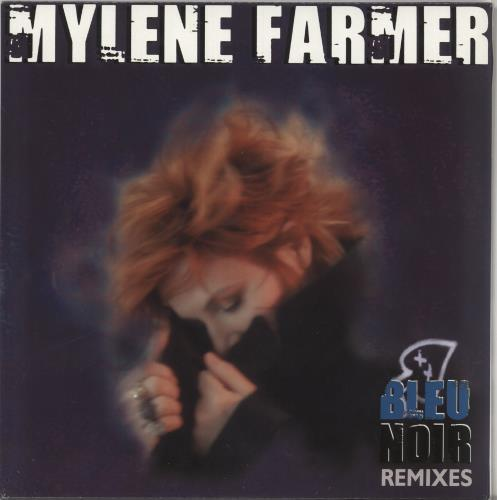 Farmer, Mylene Bleu Noir: Remixes - Sealed