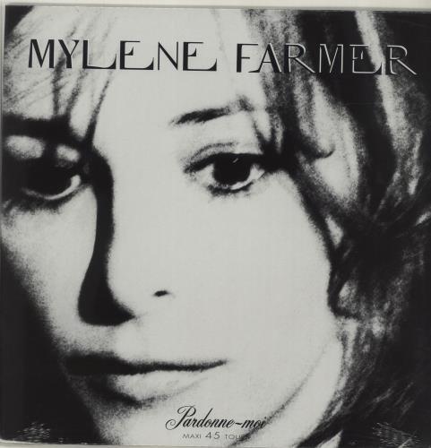 Farmer, Mylene Pardonne-Moi - Sealed