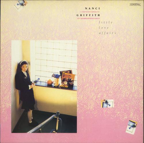 GRIFFITH, NANCI - Little Love Affairs - Maxi 33T