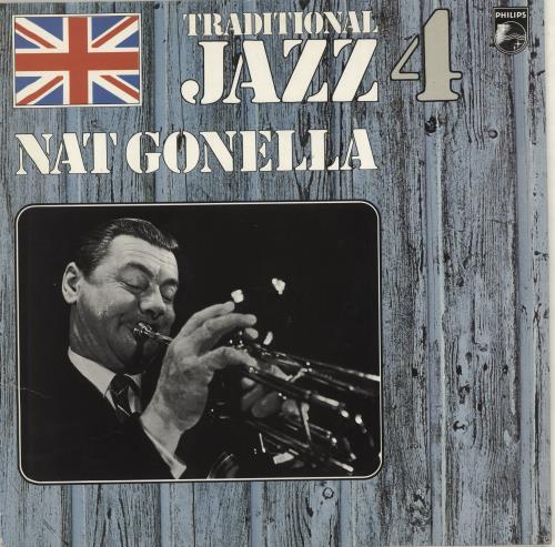 GONELLA, NAT - The Nat Gonella Story - Tradional Jazz 4 - 12 inch 33 rpm