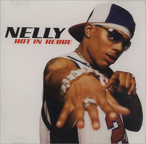 Nelly Hot In Herre Usa Promo Cd Album Unir20772 2 Hot In