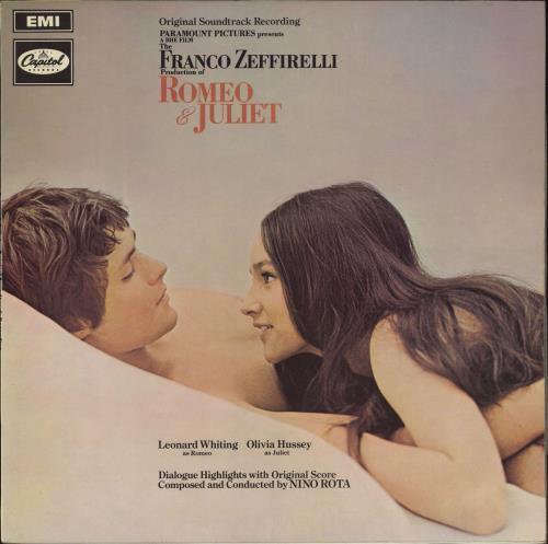 ROTA, NINO - Romeo & Juliet - Maxi 33T