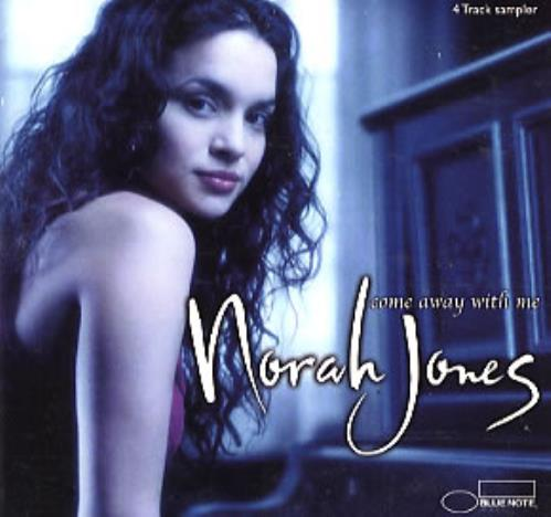 Come Away With Me By Norah Jones Cd With Eilcom Ref