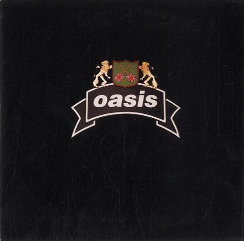 """Oasis (Uk) The Masterplan Sampler UK Promo 5"""" Cd Single ... Oasis Masterplan"""