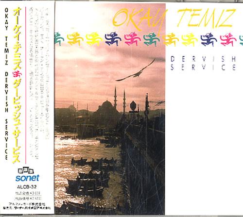 OKAY TEMIZ - Dervish Service - CD