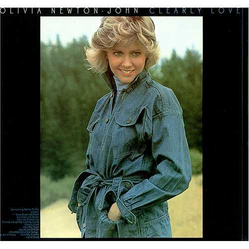 NEWTON JOHN, OLIVIA - Clearly Love - Original - Maxi 33T