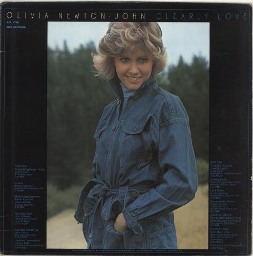 NEWTON JOHN, OLIVIA - Clearly Love - Maxi 33T