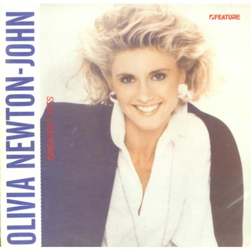 NEWTON JOHN, OLIVIA - Greatest Hits - 12 inch 33 rpm