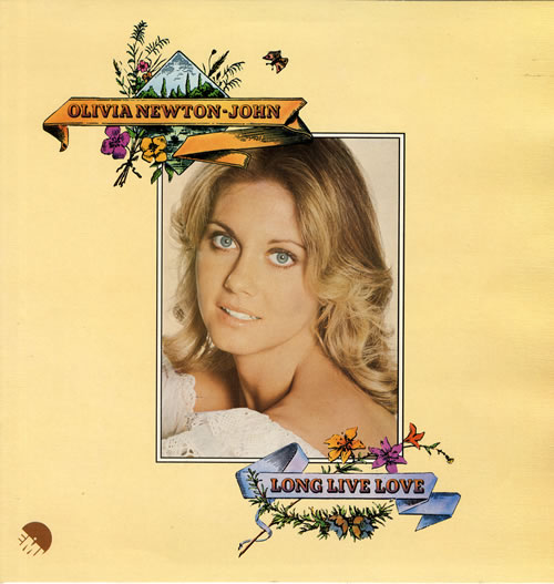 NEWTON JOHN, OLIVIA - Long Live Love - Maxi 33T