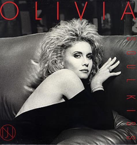 NEWTON JOHN, OLIVIA - Soul Kiss - Maxi 33T