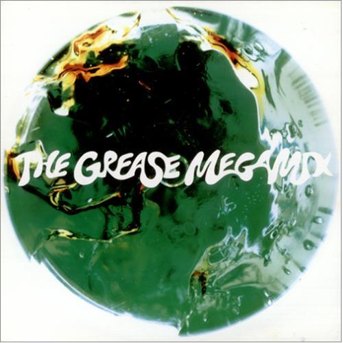 NEWTON JOHN, OLIVIA - The Grease Megamix - Maxi 33T
