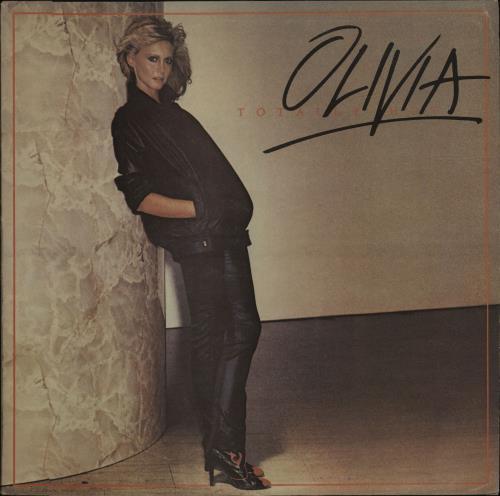 NEWTON JOHN, OLIVIA - Totally Hot - Maxi 33T