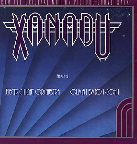 NEWTON JOHN, OLIVIA - Xanadu - 12 inch 33 rpm