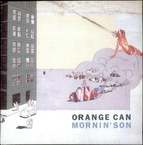 ORANGE CAN - Mornin' Son - CD