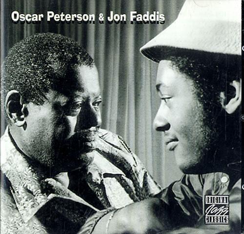 PETERSON, OSCAR - Oscar Peterson & Jon Faddis - CD