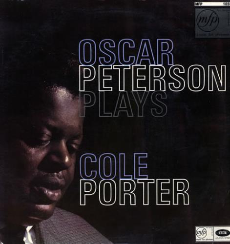 PETERSON, OSCAR - Plays Cole Porter - 12 inch 33 rpm