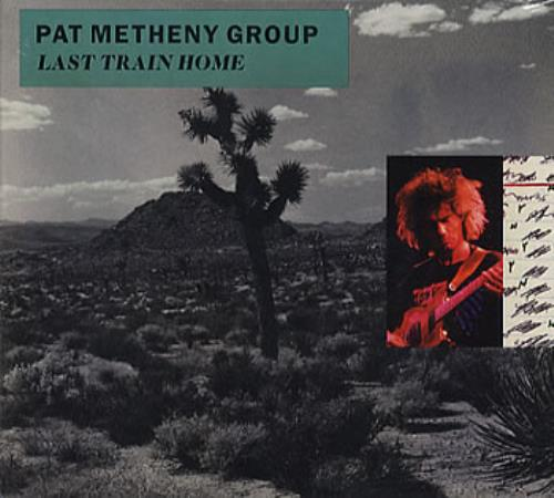 Pat Metheny Last Train Home Usa Promo 5 Quot Cd Single Pro Cd