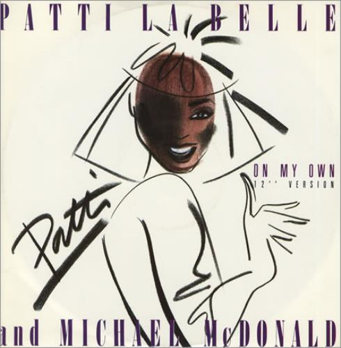 LABELLE, PATTI - On My Own - 12 inch 33 rpm