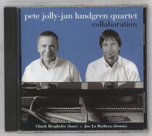 JOLLY, PETE - Collaboration - CD
